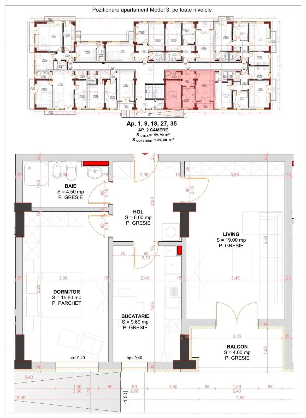 morilor residence